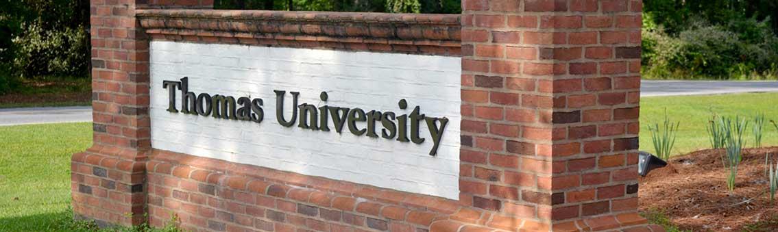 Thomas University sign pre-college programs