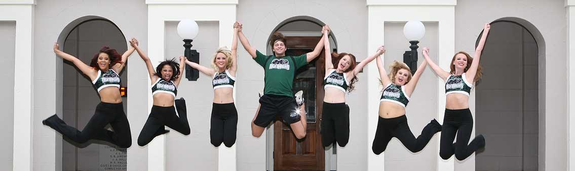 student life dance team