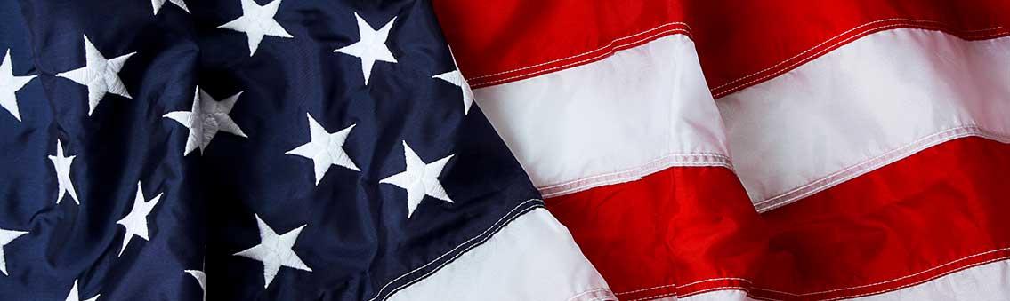 veterans, american flag