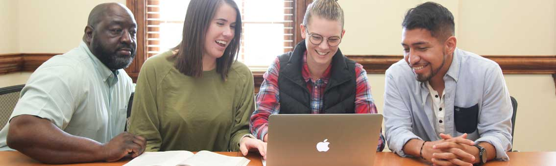 marketing degree student project